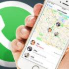 WhatsApp Share Location